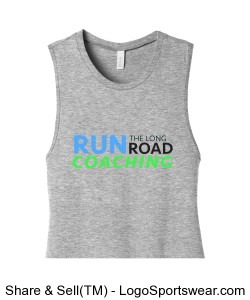Women's Tank Design Zoom