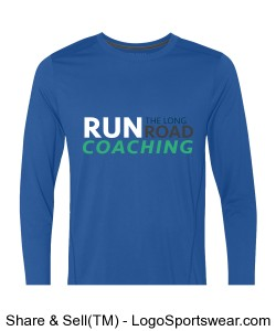 Men's Running Long-Sleeve Design Zoom