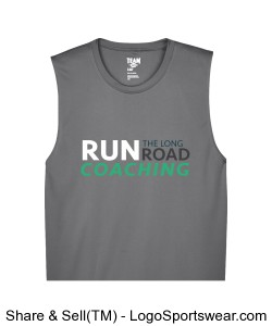 Men's Running Tank Design Zoom