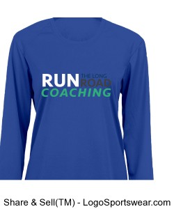 Women's Running Long-Sleeve Design Zoom